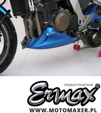 Pług owiewka spoiler silnika ERMAX BELLY PAN 11 kolorów