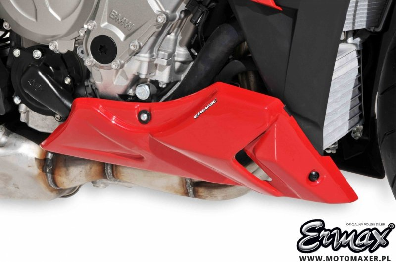 Pług owiewka spoiler silnika ERMAX BELLY PAN BMW S1000R ROADSTER 2014 - 2018