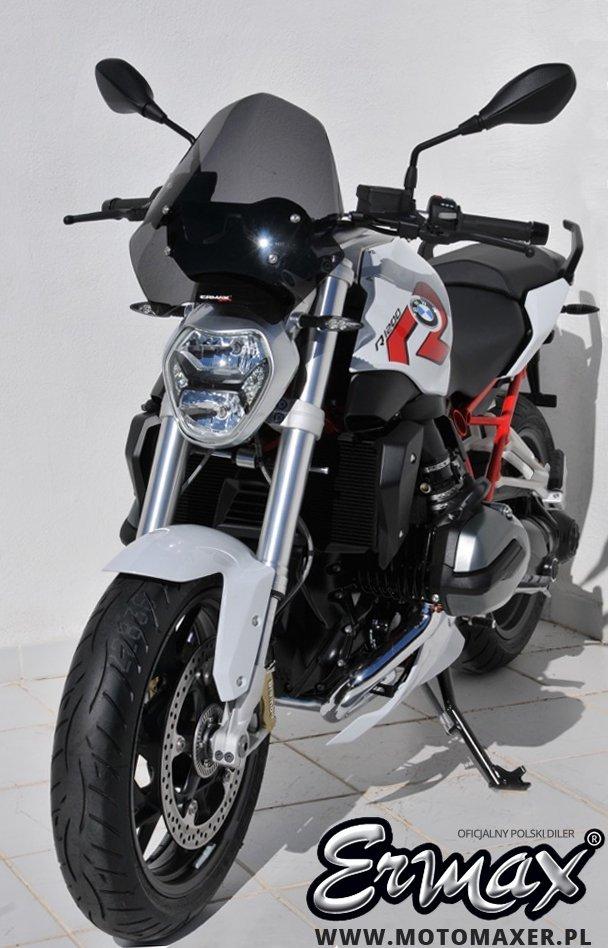 Szyba ERMAX NOSE 40 cm BMW R1200R 2015 - 2018