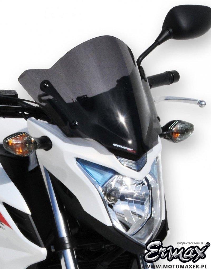 Szyba ERMAX SPORT 29 cm Honda CB500F 2013 - 2015