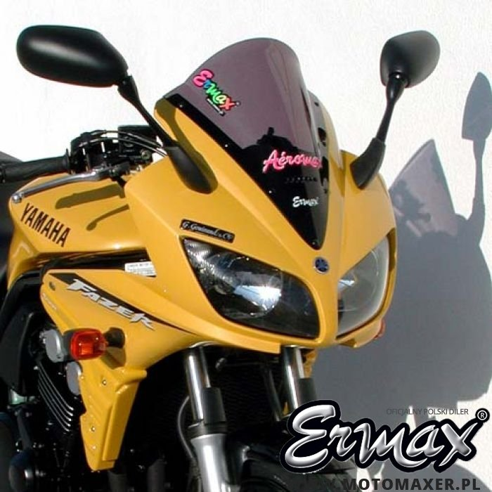 Szyba ERMAX AEROMAX Yamaha FZS 600 FAZER 2002 - 2003