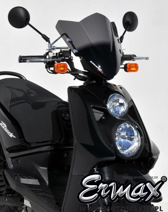 Szyba ERMAX WS SCOOTER DOUBLE BUBBLE