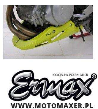 Pług owiewka spoiler silnika ERMAX BELLY PAN 8 kolorów