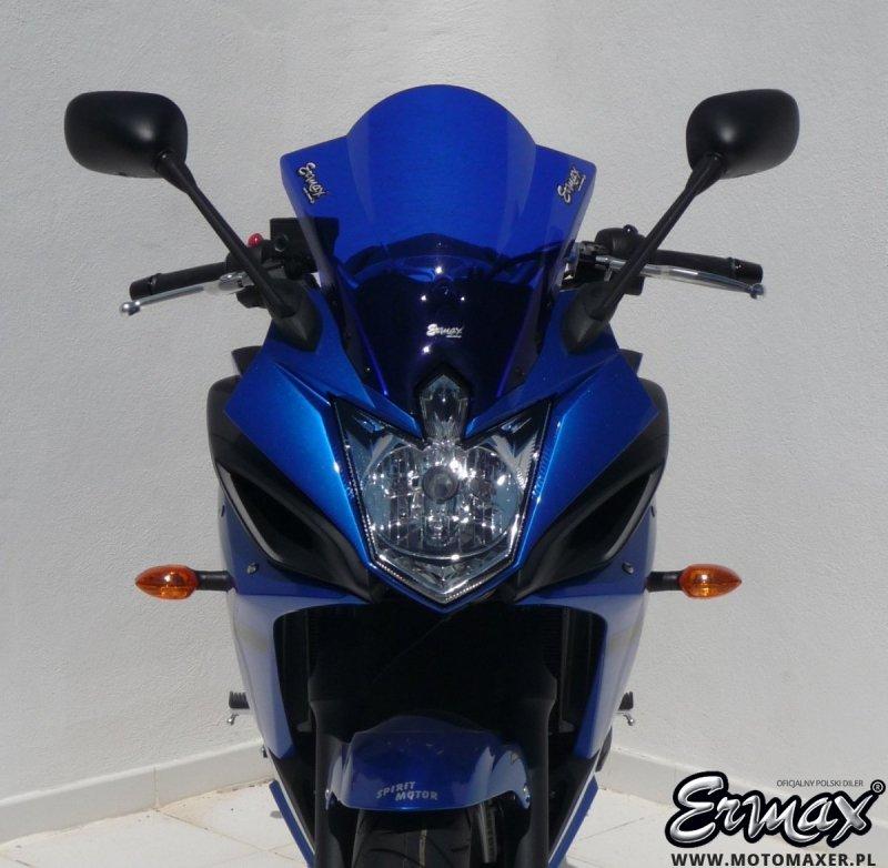Szyba ERMAX AEROMAX 40 cm Yamaha XJ6 Diversion F 2010 - 2017
