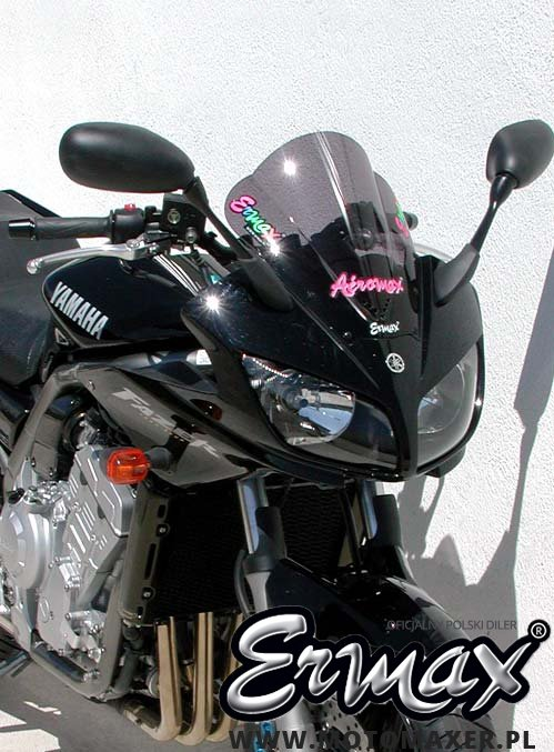 Szyba ERMAX AEROMAX 33 cm Yamaha FZS 1000 FAZER 2001 - 2005