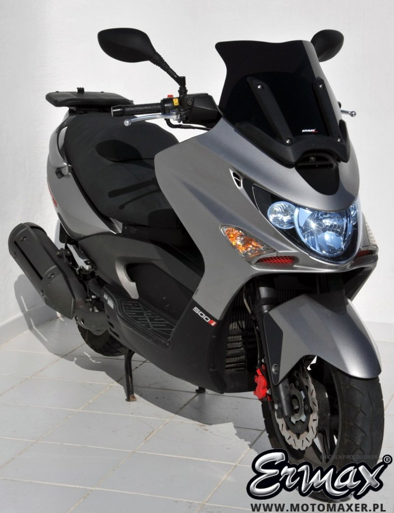 Szyba ERMAX SCOOTER SPORT 32 cm Kymco XCITING 250 / 300 / 500 2005 - 2008