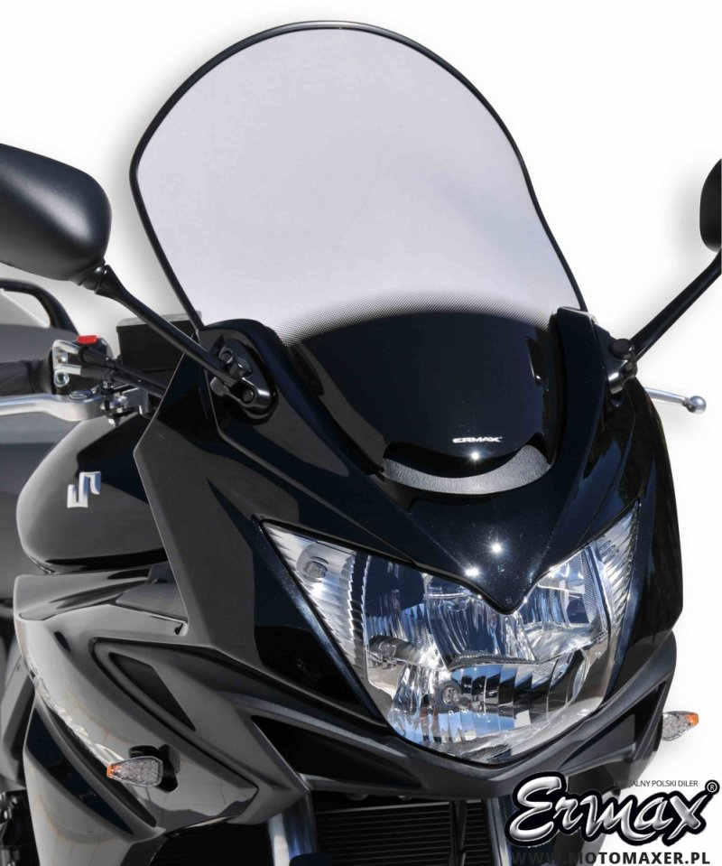 Szyba ERMAX HIGH Suzuki GSF 1250 BANDIT S 2007 - 2014