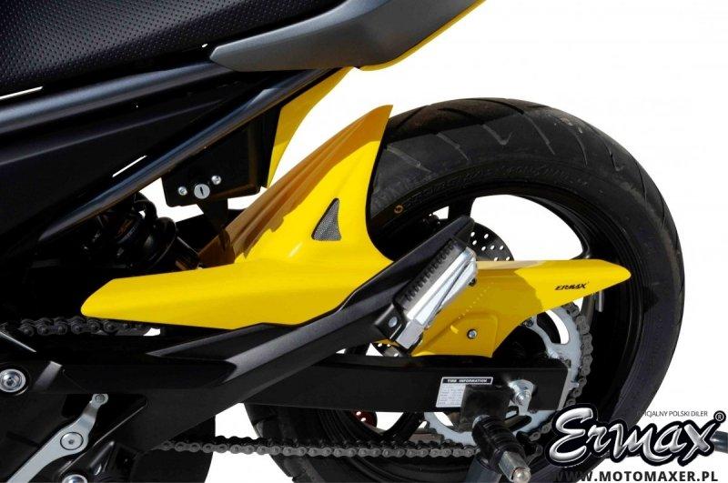 Błotnik tylny i osłona łańcucha ERMAX REAR HUGGER Yamaha XJ6N 2009 - 2012