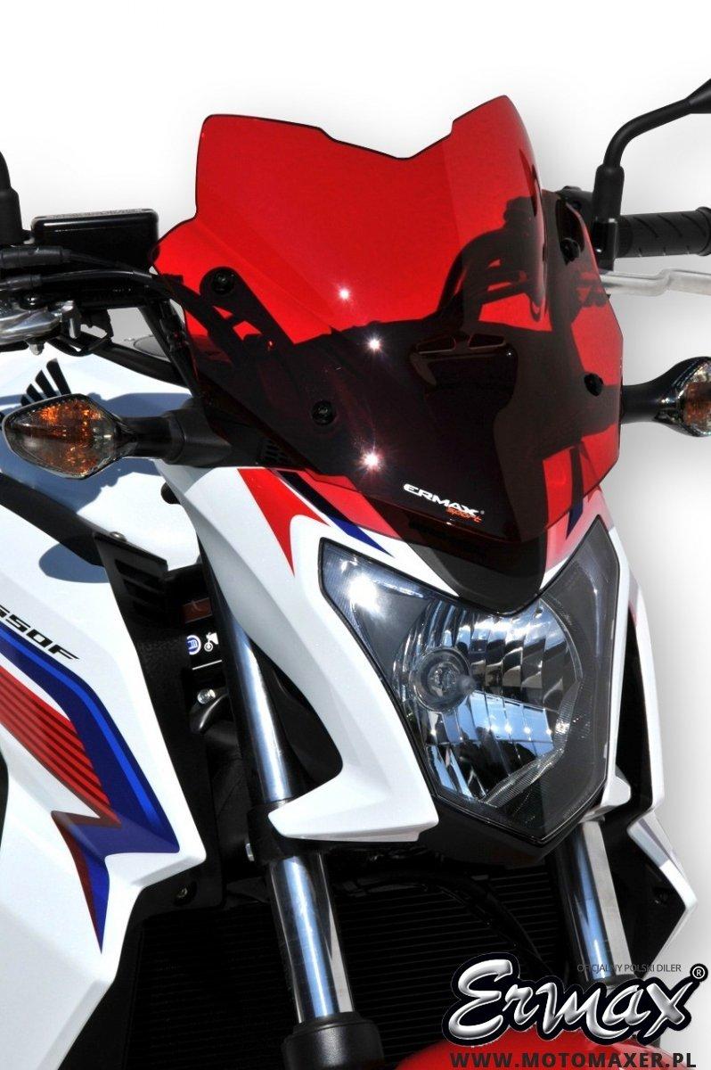 Szyba ERMAX NOSE SPORT 28 cm Honda CB650F 2014 - 2016