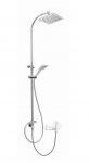 ARMATURA KRAKÓW - Zestaw natryskowy NIKE do baterii natryskowych 8401-191-00
