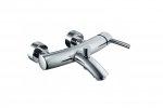 ARMATURA KRAKÓW - Diament Bateria wannowa ścienna 4104-010-00