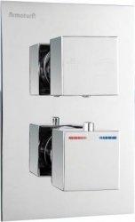 ARMATURA KRAKÓW - bateria termostatyczna podtynkowa CASSINI 579-411-00