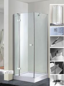 WANA Kabina prysznicowa kwadratowa PERFECT DEVON 90x90x190 DDE11