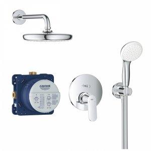 GROHE Zestaw prysznicowy podtynkowy EUROSMART COSMOPOLITAN ZESTAW PRYSZNICOWY TEMPESTA 25219001