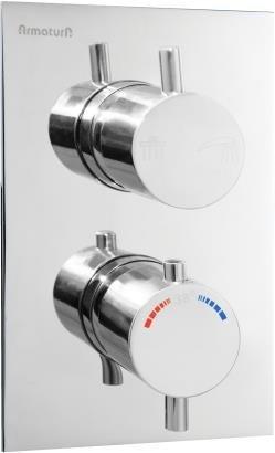 ARMATURA KRAKÓW - bateria termostatyczna podtynkowa ARIANA 579-421-00