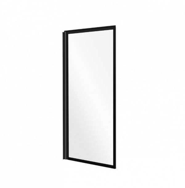 BESCO - Parawan nawannowy ENZO BLACK 70x140