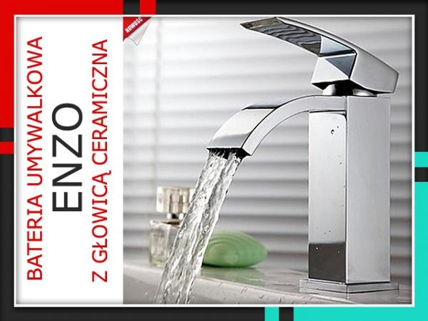 REA - Bateria umywalkowa Enzo