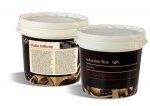 PRALIN DELICRISP FRUITS ROUGES 5kg - Delikatna pasta z dodatkiem chrupkich, maslanych Delicrisp