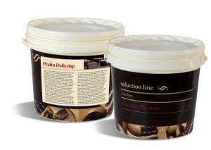 PRALIN DELICRISP CLASSIC 5kg - Delikatna pasta z dodatkiem chrupkich, maslanych Delicrisp