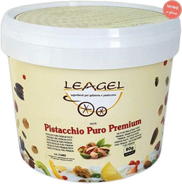 Pasta koncentrat Pistacja premium LEAGEL 3,5 kg