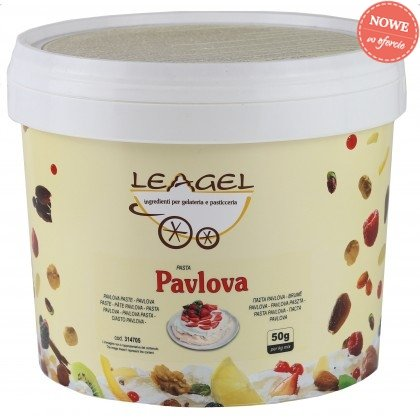 Pasta koncentrat Beza Pavlova LEAGEL 3,5 kg