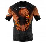 SMMASH RASHGUARD GERMANY 2.0 Koszulka męska