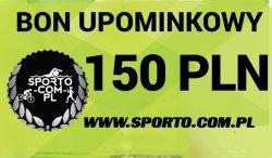 EKSKLUZYWNY BON UPOMINKOWY 150 PLN