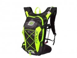 FORCE ARON PRO PLUS 10L Plecak rowerowy z bukłakiem 2L
