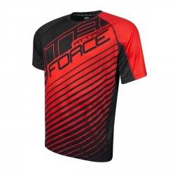 FORCE MTB ATTACK koszulka rowerowa