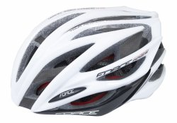 FORCE ARIES CARBON Kask rowerowy