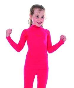 BRUBECK THERMO JUNIOR Dziecięca bluza termoaktywna
