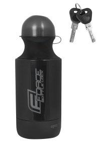 FORCE BOTTLE LOCK Zapięcie rowerowe w butelce 150cm/7mm