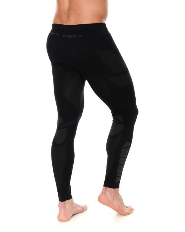 BRUBECK DRY Spodnie termoaktywne męskie długie