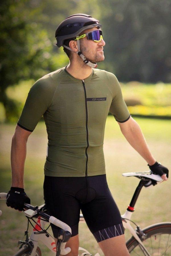 FORCE CHARM koszulka rowerowa