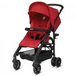 Zippy Light Buggy/ Kombi Kinderwagen in rot von Inglesina