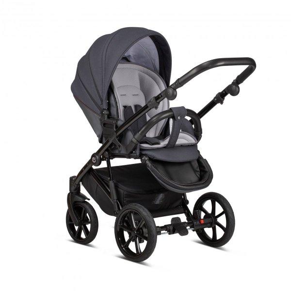 VIVA LIFE TUTIS Periscape | Kombi-Kinderwagen 2 in 1 mit Liegewanne und Sportwagen | oder 3 in 1 mit Autoschale