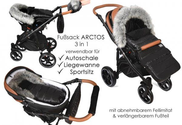 Winterset für Twin Quick