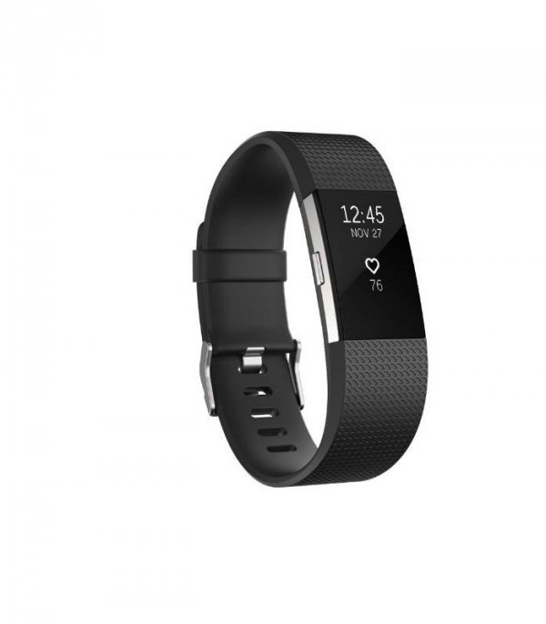 FITBIT CHARGE 2 GUNMETAL SERIES SMALL