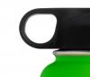 Zakrętka z ustnikiem STRAW LID BLACK czarny