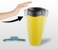 Kubek termiczny STILL 450 ml (żółty)