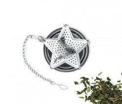 Zaparzacz do herbaty gwiazda S-STAR (stalowy)