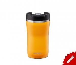 Kubek termiczny Aladdin CAFE Leak-Lock 250 ml (żółty)