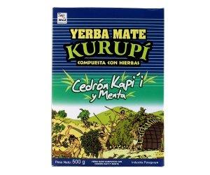 Yerba Mate Kurupi Cedron 500 g