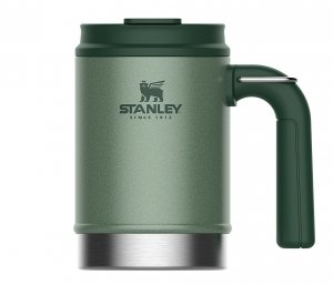 Kubek termiczny Stanley CLASSIC BIG GRIP CAMP MUG 470 ml (zielony)