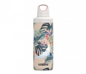 Butelka termiczna Kambukka Reno 500 ml (Paradise Flower) wielokolorowy