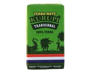Yerba Mate Kurupi Tradicional 500 g