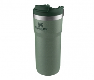 Kubek termiczny Stanley TWIN LOCK 470 ml TRAVEL MUG (zielony)
