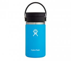 Kubek termiczny Hydro Flask 354 ml Coffee Wide Mouth Flex Sip (pacific - niebieski)