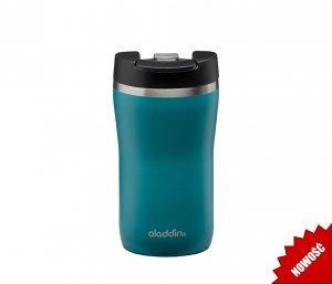 Kubek termiczny Aladdin CAFE Leak-Lock 250 ml (turkusowy)