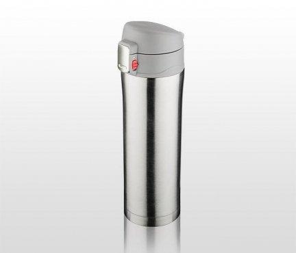 Kubek termiczny OUTER 440 ml (srebrny)